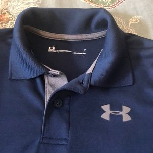 Under Armour polo shirt size 7